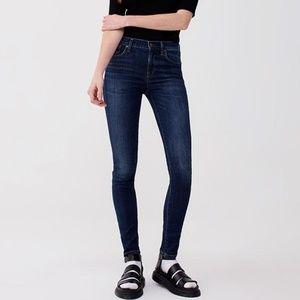 AGOLDE Sophie High Rise Skinny Jean 24